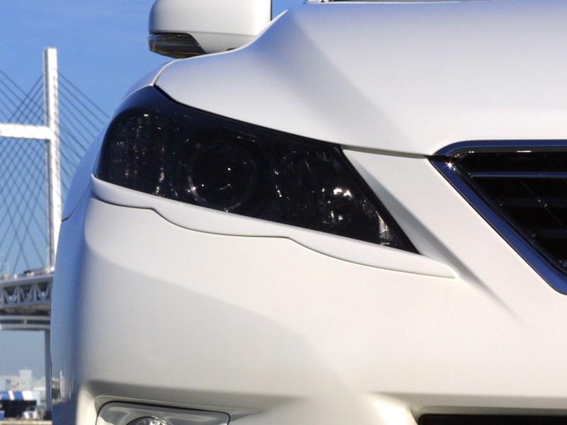 商品名: アイライン 材質: FRP製 適合車種: GRX130 MARK-X 価格: 左右セット ¥21,600(税込) 個  ご注意FRP製パーツは白ゲルコートでの出荷になります。表記の価格には、塗装費・ […]