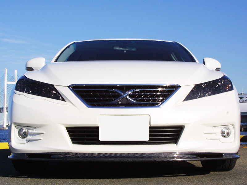 商品名: フロントリップスポイラー 適合車種: GRX130 MARK-X 価格: カーボン製 ¥90,000(税抜) 個  FRP製  ¥35,000(税抜) 個  ご注意カーボン製パーツはクリアゲルコート・FRP製パ […]