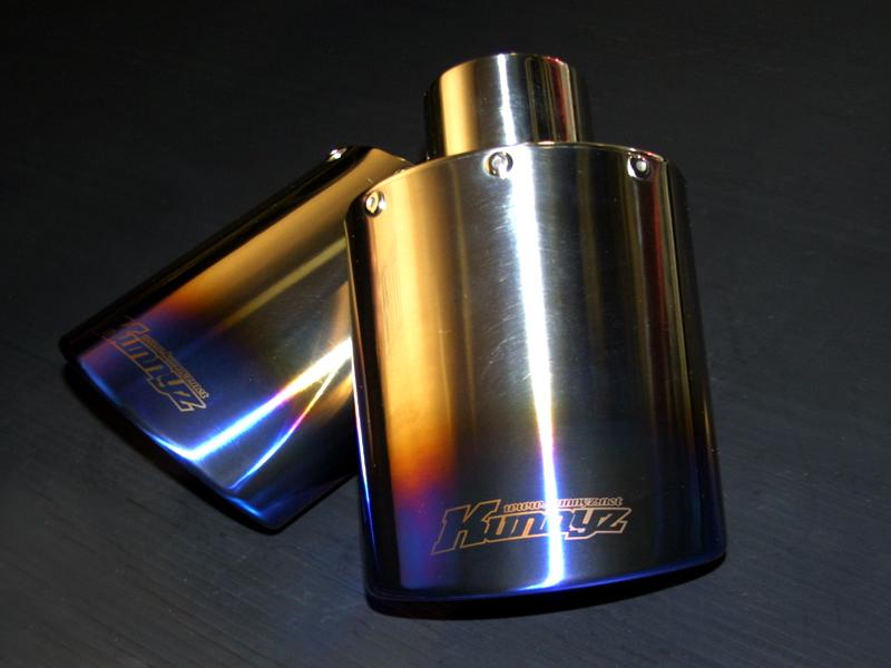 GRX130系 マフラーカッター発売